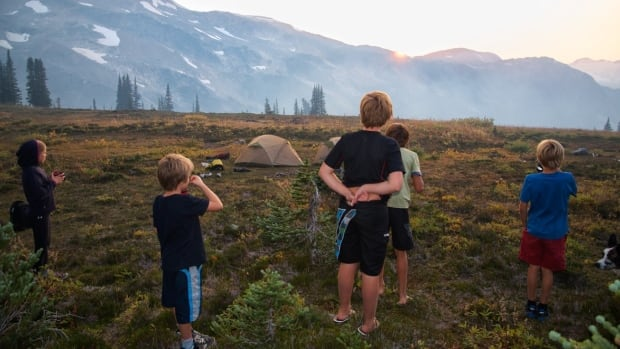 Camping with kids: essential tips from the 'Happy Camper'