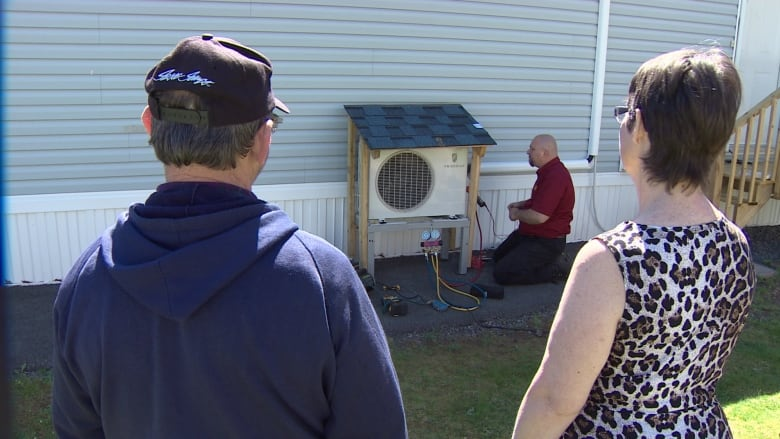 Lunenburg County couple's heat pump takes 2 years to fix