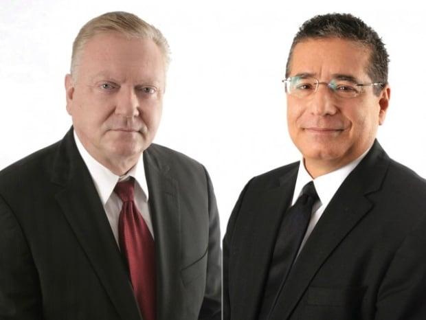 Jürgen Mossack and Ramón Fonseca