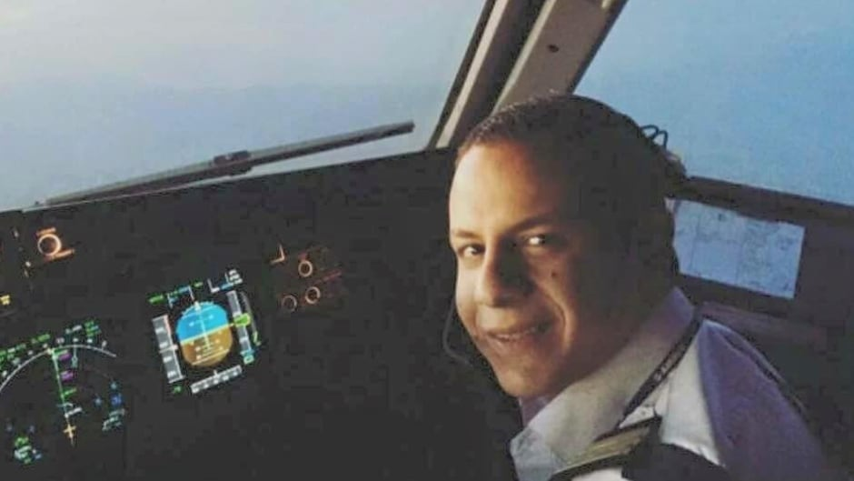 Mohamed Mamdouh, 24, is reportedly the co-pilot of the crashed EgyptAir flight MS804.