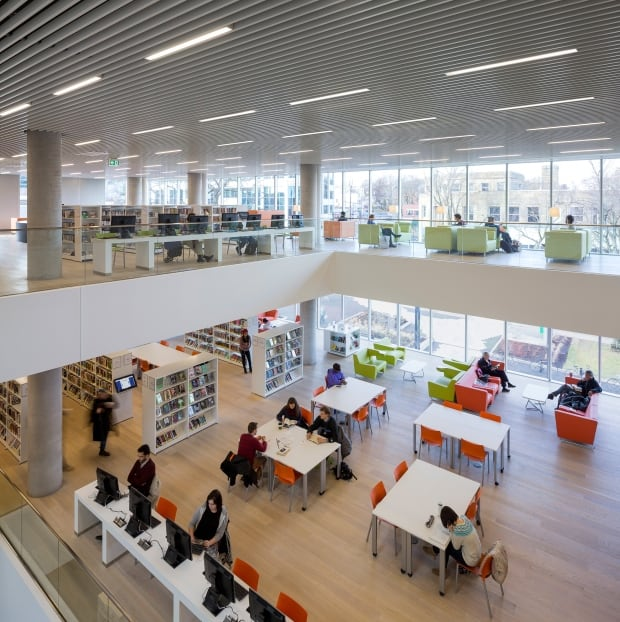 Halifax Central Library wins GG architecture award