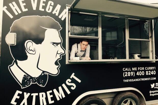 The Vegan Extremist