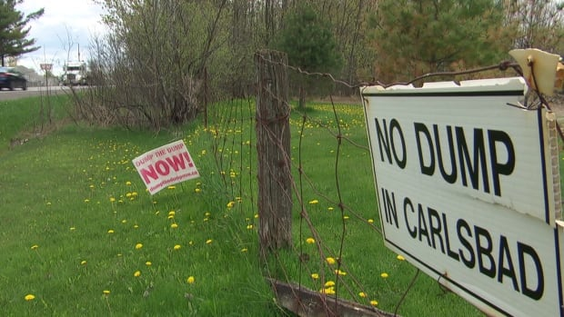 Residents in Russell Township and Ottawa's Cumberland ward have been fighting a proposal to build a waste facility in the area since 2010.
