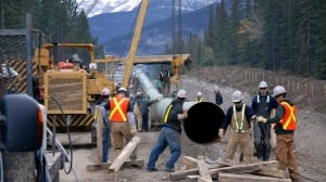 The great divide: Pipeline sentiments in Alberta and B.C.
