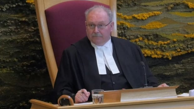 A decision in the sexual assault trial of former Yukon Speaker David Laxton has been reserved until Oct. 2.