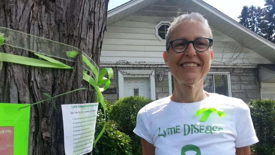 It took 10 months before Arlene Rill received a diagnosis for Lyme disease, a tick-borne illness.