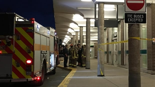 A fire aboard a TTC train at Runnymede station caused long delays for passengers during Thursday's afternoon commute. The TTC says normal subway service will be in place for Friday's commute.