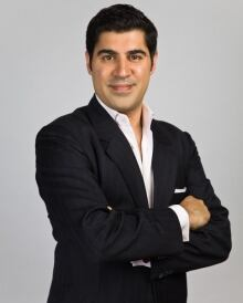 Parag  Khanna - Author of Connectography