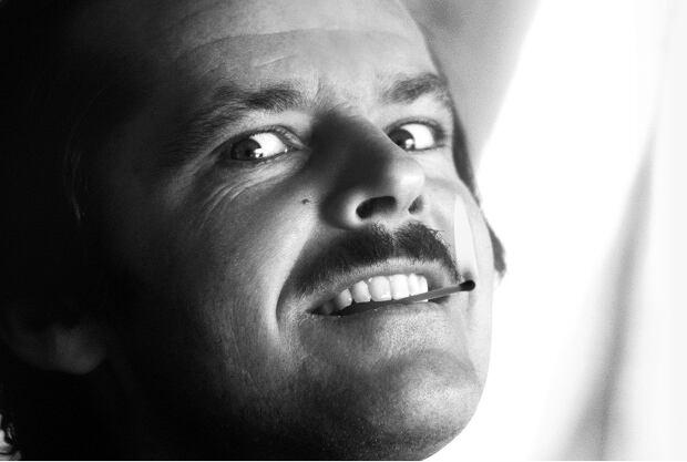 Jack Nicholson photographed by Douglas Kirkland