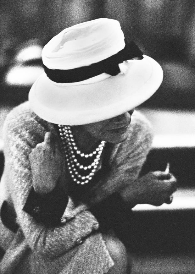 Coco Chanel, photographed by Douglas Kirkland