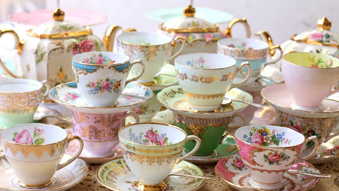 High Tea Edmonton Revives Regal Tradition