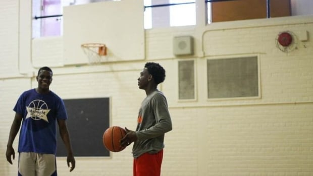 A scene from Eastern, a new documentary about the basketball dynasty at the former east Toronto high school, which screens tomorrow at the TIFF Bell Lightbox