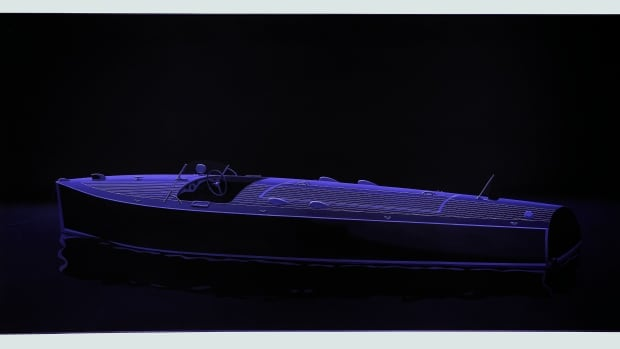 Edmund Alleyn's L'Invitation au voyage (1989-1990) is one of the highlights of the retrospective.