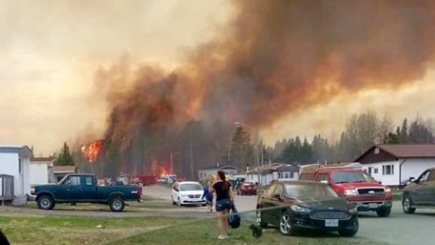 Camping London Ontario >> Greenstone under a state of emergency due to forest fires ...