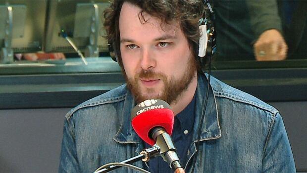 CBC Radio 2 host Tom Power