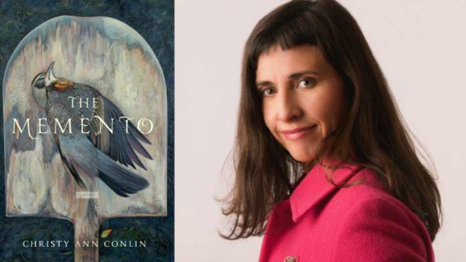 Christy Ann Conlin was raised on ghost stories. Her new novel, The Memento, is set in a haunted manor house in rural Nova Scotia, where she grew up.