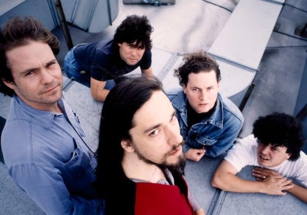 Gord Downie Tragically Hip 1992