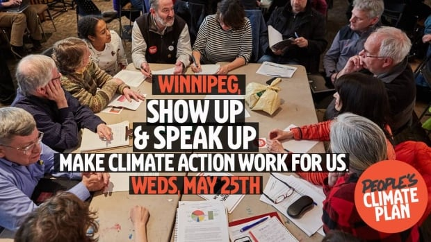 Manitoba Energy Justice Coalition has provided training session to get people ready for the Environment Minister's stop in Winnipeg.