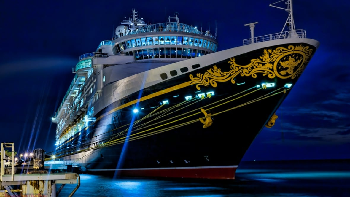 A Little Disney Magic Is Coming To Charlottetown Harbour Prince Edward Island Cbc News