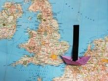 Calais No Man's Land - Map