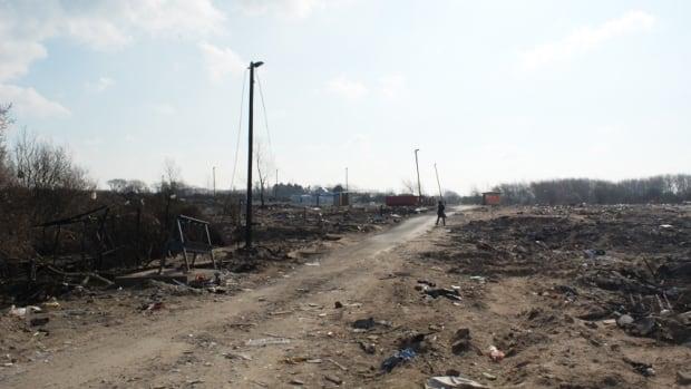 Calais - No Man's Land