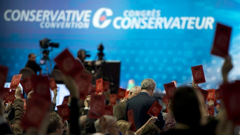 conservatives gather in vancouver to 39 refresh not reinvent 39 defeated party politics cbc news. Black Bedroom Furniture Sets. Home Design Ideas