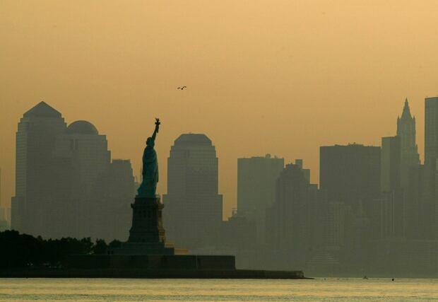 UNESCO World Heritage Statue Liberty