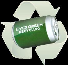 Ever Green Recycling logo