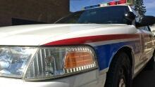 Calgary 6155 police car cops cruiser