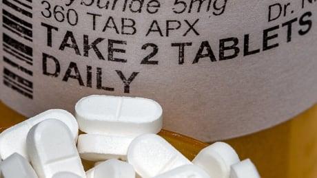Prescription drug label