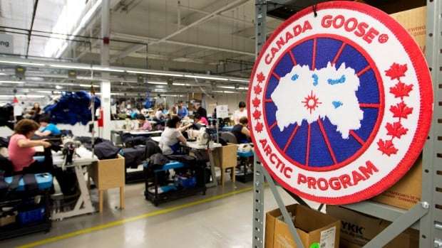 canada goose manufacturer location