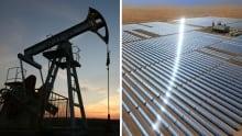 Oil vs Renewables