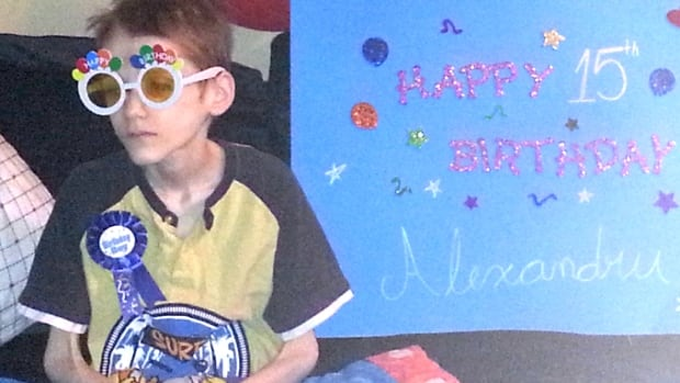 Alex Radita needed medical attention months before his death, a diabetes expert testified at his parents' first-degree murder trial. This photo was at his 15th birthday party, three months before his death.