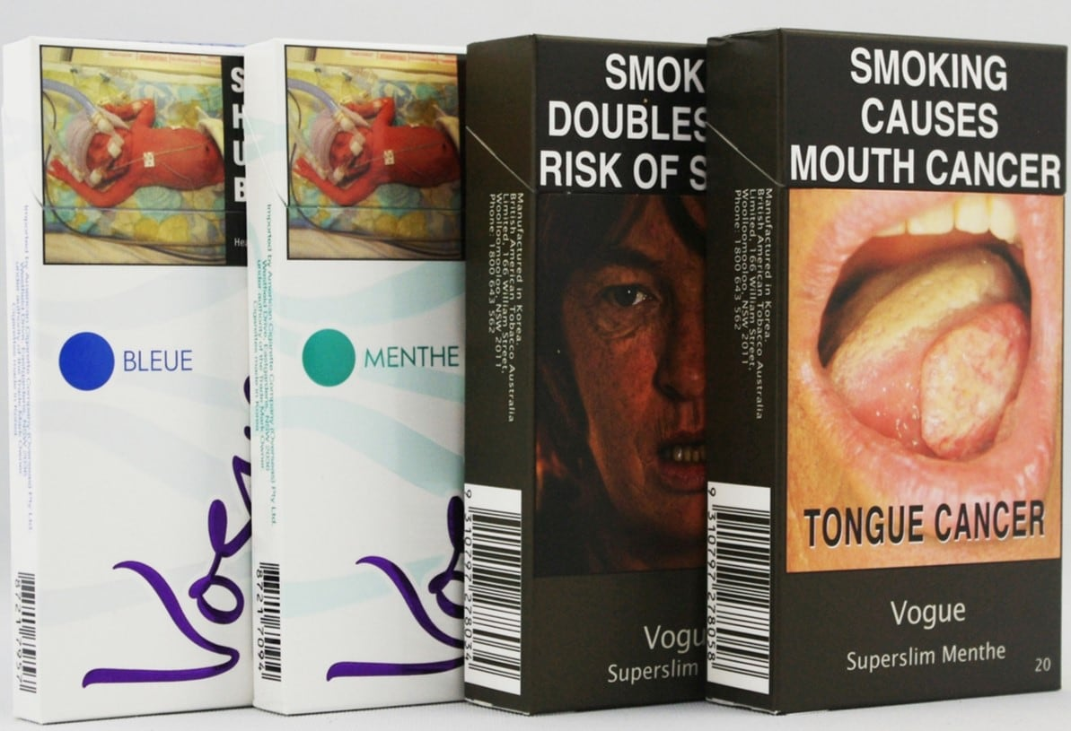 Much pack cigarettes More UK