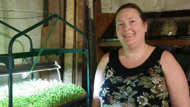 Krysta Glovasky-Ridsdale is the owner of Dances In Garden, a new vendor at the Downtown Windsor Farmers' Market. She'll be selling sprouts and microgreens grown in Ford City.
