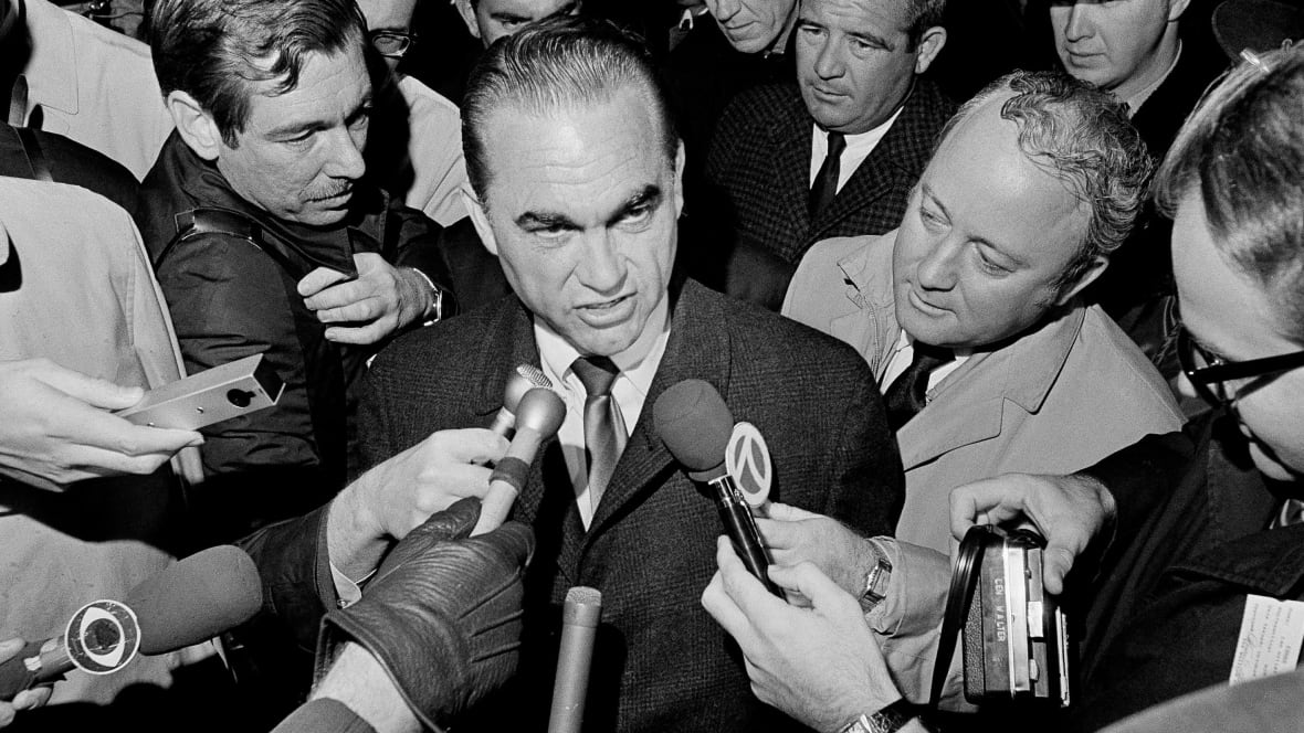 george wallace essays Governor george wallace, the segregationist who served three nonconsecutive  terms as alabama's chief executive, was a republican at least.