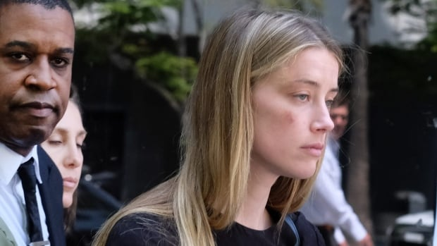 Amber Heard Accuses Johnny Depp of Assaulting Her on Birthday