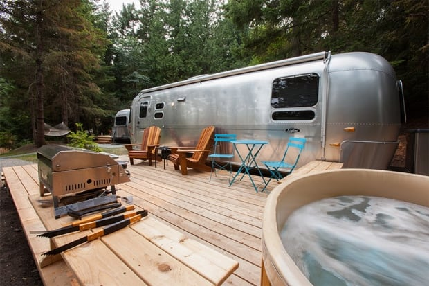 Airstream by Woods on Pender