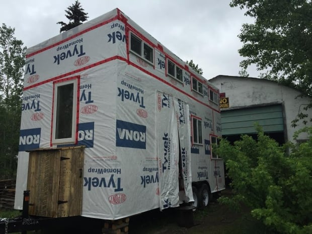 Tiny home camping comes to Waterton Lakes National Park Calgary