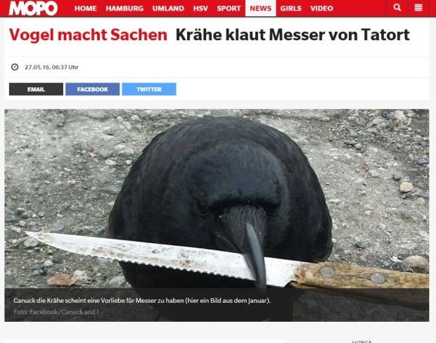 German paper Canuck