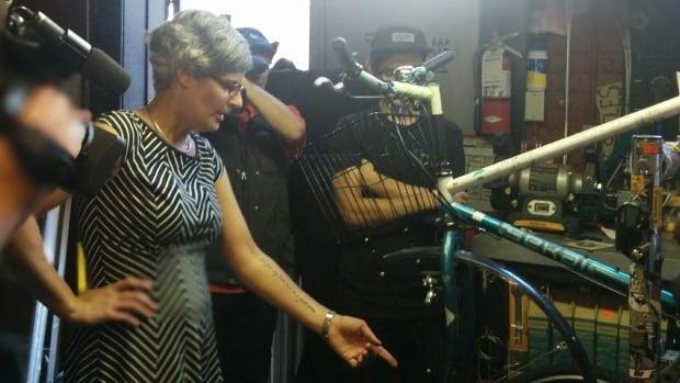 Mayor Lisa Helps