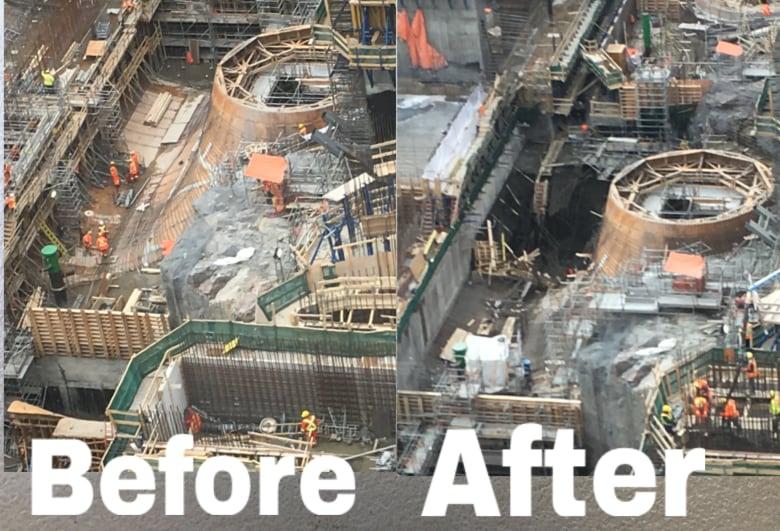 Concrete collapse at Muskrat Falls megaproject under