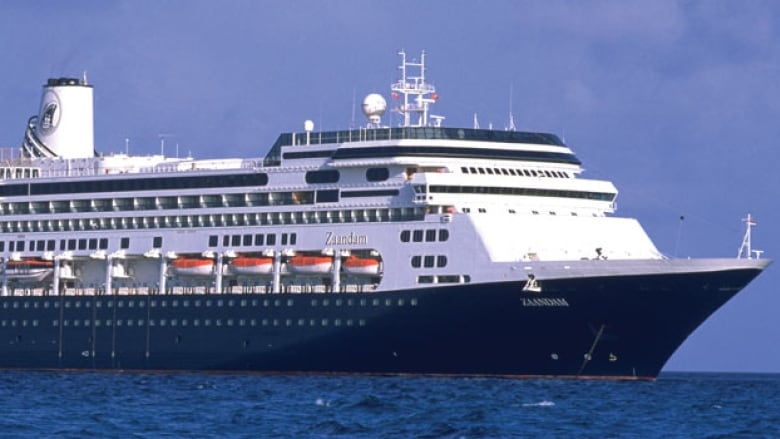 Virus: Holland America Cruise Ship, a Flying Dutchman Looking for a Port