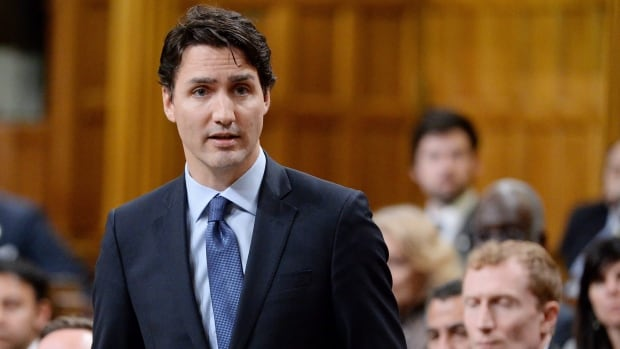 Prime Minister Justin Trudeau apologized for his conduct following an incident when he pulled Conservative whip Gord Brown through a clutch of New Democrat MPs to hurry up a vote related to doctor-assisted dying.