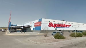 Real Canadian Superstore on Prince of Wales Drive, Regina