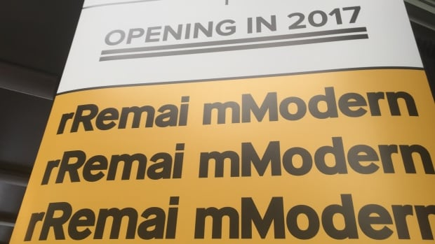 Remai Modern launched its new branding back in May.