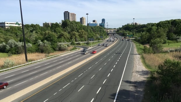 The Don Valley Parkway will be closed to traffic from Friday at 11 p.m. until Monday at 5 a.m. as it undergoes spring maintenance.