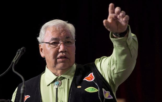 Sen. Murray Sinclair 20160318