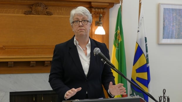 Opposition finance critic Cathy Sproule