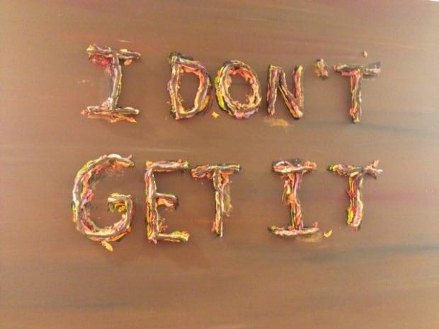 I Don't Get It by Mathieu Lefèvre